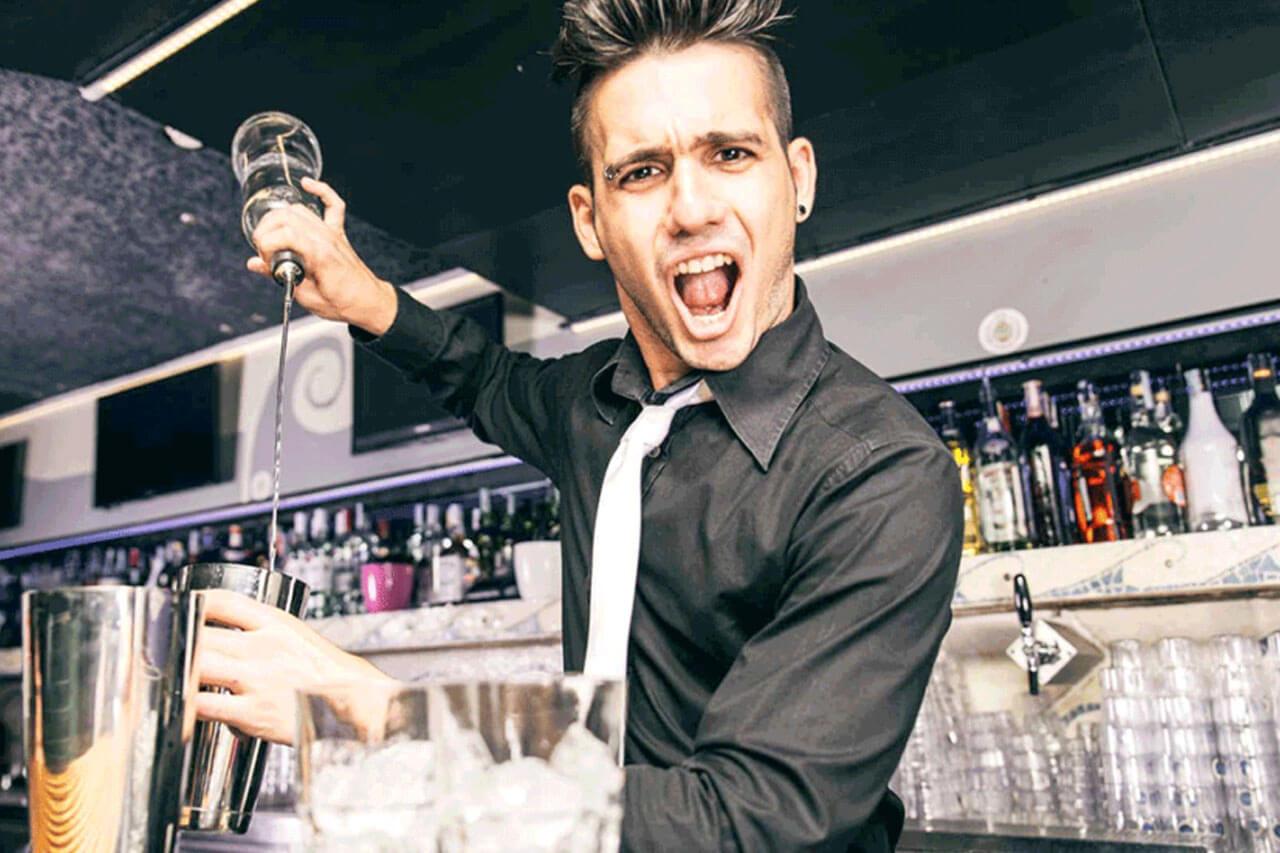 Barman per le tue serate nelle principali città di Italia