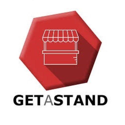 GETASTAND logo
